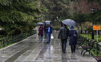 تداوم برف و باران در کشور تا روز چهارشنبه