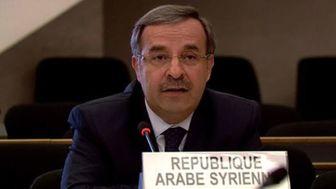 انتقاد سوریه از سکوت شورای امنیت درباره اشغالگری آمریکا