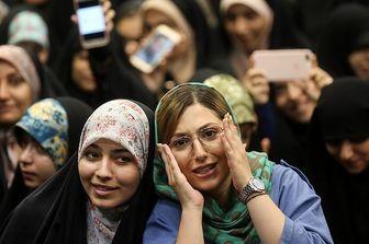 اجتماع ۵۰۰۰ نفری «دختران انقلاب»