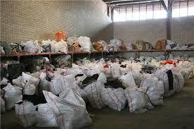 جریمه سه میلیارد ریالی قاچاقچی پوشاک