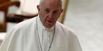 سخنرانی اینترنتی پاپ بخاطر شیوع کرونا