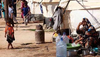 بحران هولناک آوارگی در عراق