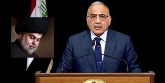 پاسخ نخستوزیر عراق به صدر