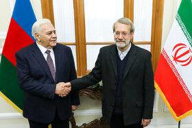 اظهارات لاریجانی درباره روابط ایران و آذربایجان