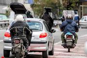 اصلیترین عامل جراحات سنگین موتورسیکلتسواران مشخص شد
