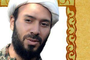 لحظه شهادت روحانی جهادگر در سوریه/ عکس