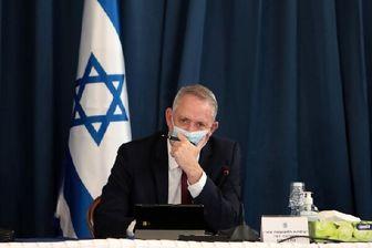 ابراز نگرانی گانتز از موشکهای حزبالله لبنان