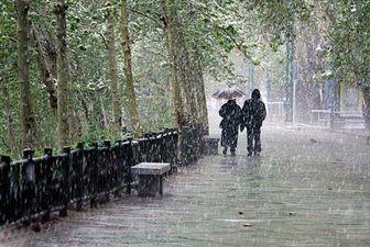 آخرین وضعیت جوی کشور/ بارش باران فردا در چندین استان