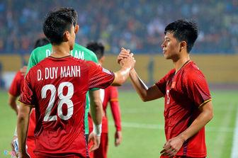 تغییر تاکتیک سرمربی کرهای ویتنام برابر ایران با بازی سرعتی