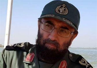 پیام سردار باقرزاده در پی عروج یکی از جانبازان گروه تفحص