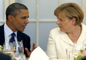 چهار اولویت اوباما در آخرین سفرش به آلمان