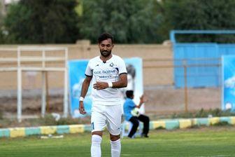 تعجب یک بازیکن از حضور در تیم ملی فوتبال ایران