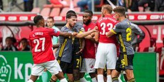 شکست فاینورد در هفته سوم لیگ هلند با حضور جهانبخش
