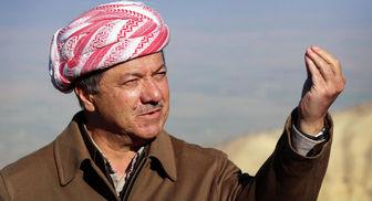 بارزانی: کردستان در روابط خود با آمریکا تجدید نظر می کند