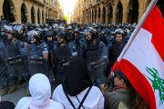 معترضان بیروتی وزیر کابینه لبنان و هیئت اقتصادی عراق را محاصره کردند