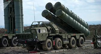 روسیه از اس400 مستقر در کریمه رونمایی کرد