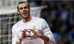 قرداد 6 ساله ستاره ولزی با رئال مادرید/ عکس