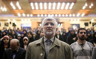 تمجید عضو ستاد جلیلی از یک نامزد ریاست جمهوری