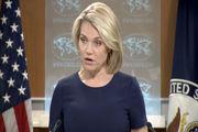 آمریکا از تجاوز اسرائیل علیه مردم غزه دفاع کرد
