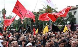 عزاداری کارمندان وزارت آموزش و پرورش در سوگ حضرت اباعبدالله الحسین (علیه السلام)