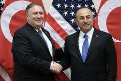 دیدار وزرای خارجه آمریکا و ترکیه