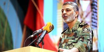 فرمانده ارتش: دشمنان ضعیفتر از هر زمانی هستند
