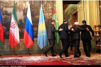 روسیه: کشورهای حاشیه خزر بر ادامه همکاری توافق کردند