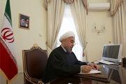 پیام برجامی روحانی به نخست وزیر مالزی