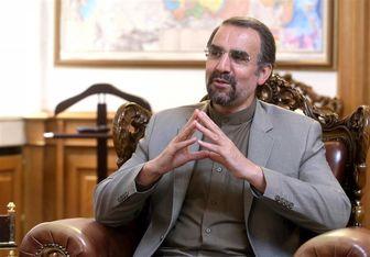 سفیر ایران در روسیه: این آمریکاست که در انزوا قرار گرفته، نه جمهوری اسلامی