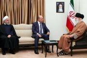 بازتاب سفر برهم صالح به ایران در رسانههای عربی