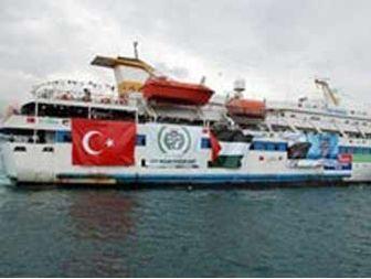 اسرائیل کشتیهای ترک ناوگان آزادی را تحویل ترکیه میدهد