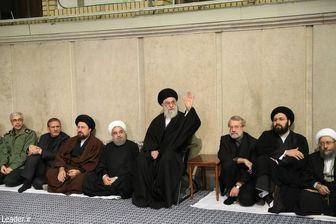 برگزاری مراسم بزرگداشت آیت الله هاشمی با حضور رهبری