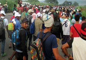 هندوراسی ها از سیاست های ضد مهاجرتی ترامپ شکایت کردند