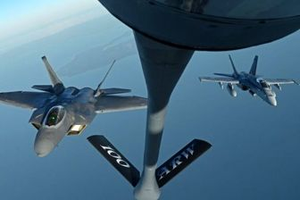 برخورد و سقوط 2 فروند هواپیمای آمریکا در سواحل ژاپن