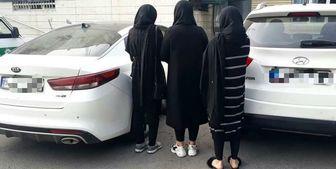 انگیزه سارقان زن خودروهای لوکس مشخص شد+ عکس