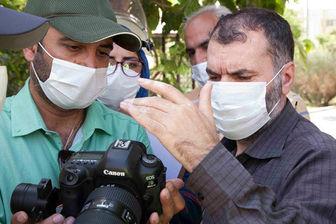 اولین تصاویر سریال دهنمکی منتشر شد/ هلیا امامی جلوی دوربین «دادِستان»