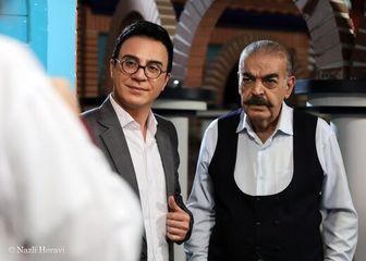 حمید لولایی «بچهمحل» عموپورنگ شد/ عکس