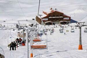 تعطیلی پیست اسکی توچال امروز و فردا