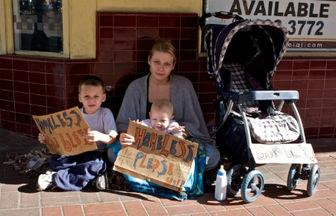 انگلیس بودجه کافی برای حمایت از بیخانمانها را ندارد
