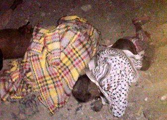 قتل و عام فجیع کودکان یمنی توسط آل سعود / تصاویر