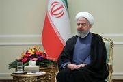 قدردانی رئیس جمهور از تلاشهای صنایع دفاعی