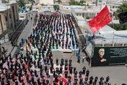 نماز ظهر عاشورا در سراسر کشور/ گزارش تصویری