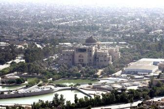 اصابت ۲ راکت به منطقه سبز بغداد