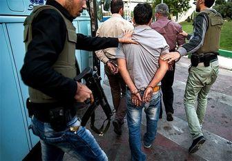 قاچاقچیان مواد مخدر در دام پلیس