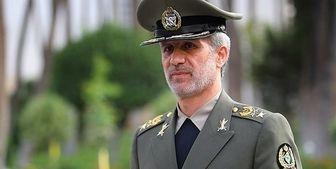 امیر حاتمی: وزارت دفاع همواره به دنبال پیشرفت است