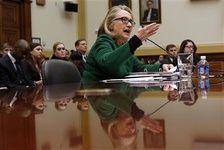 کلینتون ازعملکردش درخصوص حمله بنغازی دفاع کرد