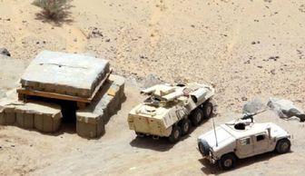 یمن ۱۱ خودرو زرهی را غنیمت گرفت