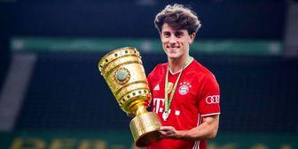 بازیکنی با 2 قهرمانی لیگ در 2 کشور، آن هم در یک فصل!