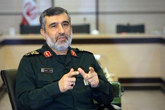 روایت فرمانده هوافضای سپاه از دروغ بزرگ ترامپ درباره پهپاد ایرانی