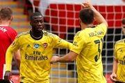آرسنال به نیمه نهایی جام حذفی صعود کرد